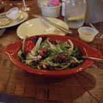 Very tasty salad!