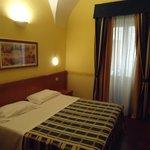 The Grand Hotel Italia Entrance