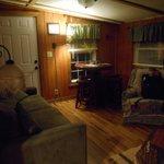 Living Room in Bear's Den