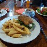 Best burger (meat was so tender)