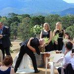 Weddings at Hedgend
