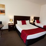 Newly Renovated Superior Queen Room