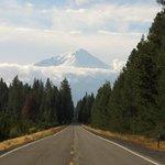 Mt Shasta da sud