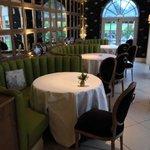 the wonderful dinning room