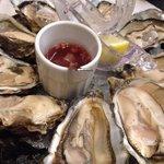 Oysters Tsarskaya