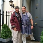Innkeeper Mark Connor at Lynton Hotel London Ltd.