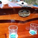 Cruising in luxury