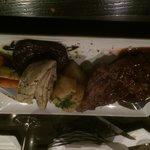 My yummy steak