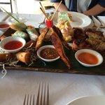 So yummy at Niam Niam Restaurant