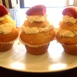 Three Little cakes!