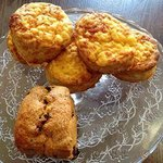 Selection of Scones