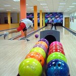 LEISURE CENTER BOWLING ALLEY