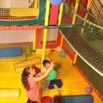 LEISURE CENTER PALL POND INDOOR PLAYGROUND