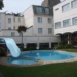 Apollo Hotel outdoor pool