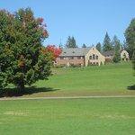 Saint Joseph's Abbey grounds