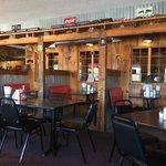 Hollywood Diner - Interior