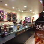 Coldstone Creamery - inside