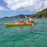 Nice day to kayak