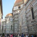 5 minutes to Santa Maria del Fiore (Il Duomo)