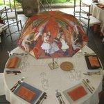tavolo Renoir