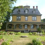 Beaconsfield Historic House (once the most elegant home in Charlottetown)