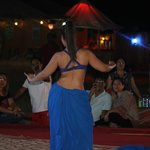belly dancer