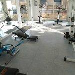 Petite salle de sports