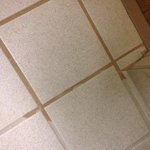 Tile in room