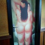Lustige WC Türen
