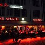 Aussenansicht Hotel XII Apostel Albergo Köln