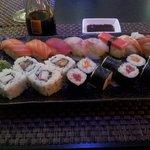 Pranzo Sushi