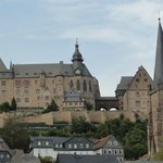 Imposante Schlossanlage