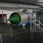 Mig 21 at Luftfartmuseum Wernigerode