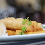 Fish & Hand Cut Chips
