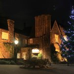 The Priory at Christmas