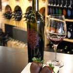 Wine & Chocolate Pairing spells d-e-l-i-c-i-o-u-s!