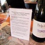 Award winning Pinot Noir