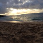 Kapalua Beach - Ten minute walk.