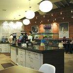 Transcend Garneau Cafe