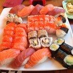Sushi Haus Deutz Foto