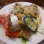 Seafood, seafood, n' seafood