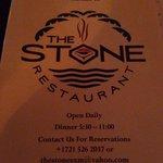 Stone restaurant