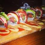 Tuna Squared Roll