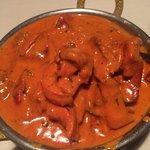 Chicken Makhani - our fav!