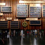 Beer selection and taps