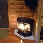 Maple Tree: fireplace