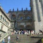 lateral Catedral de Santiago