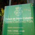 Parque so Santa Catarina