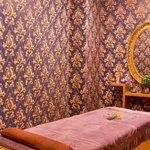 masaj room