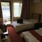 2 große Betten,Balkon, TV, Wasserkocher....perfekt